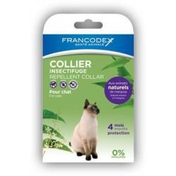 Antiparazitní obojek FRANCODEX kotě