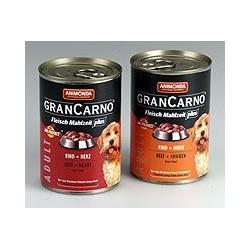 Gran Carno Junior hovězí + krůtí srdce