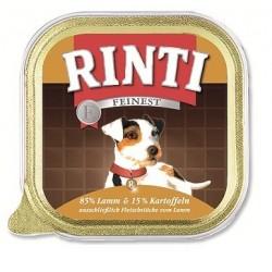 Rinti Dog paštika, jehně + brambory