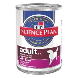 Hill's Canine konzerva Adult , hovězí