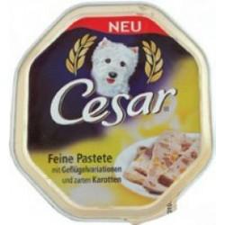 Cesar paštika drůbeží a mrkev