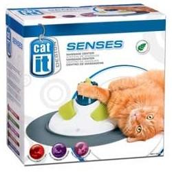 Masážní centrum CATIT s catnipem - hračka pro kočky