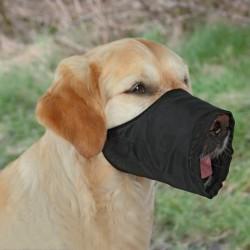 Náhubek pro psa nylonový fixační
