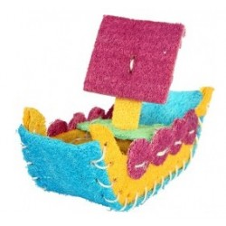 Hračka LUFA lodička, jedlá
