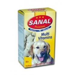 Vitamíny SANAL premium multivitamíny a aminokyseliny pro psy