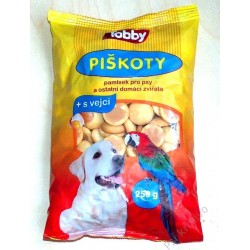 Piškoty TOBBY