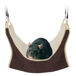 Odpočívadlo-závěs pro krysy/fretky
