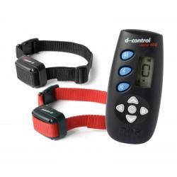 Obojek elektronický výcvikový DOG TRACE d-control 400, bílý